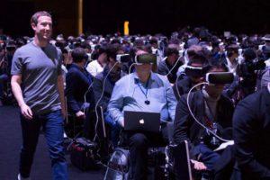 Virtuális Facebook valóság